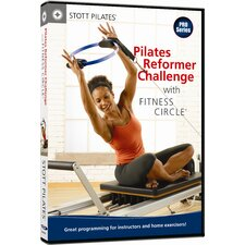 <strong>STOTT PILATES</strong> Pilates Reformer Challenge with Fitness Circle DVD