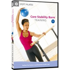 <strong>STOTT PILATES</strong> Core Stability Barre Training Level 1 DVD