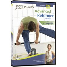 <strong>STOTT PILATES</strong> 2nd Edition Advanced Reformer DVD
