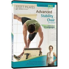 <strong>STOTT PILATES</strong> 2nd Edition Advanced Stability Chair DVD