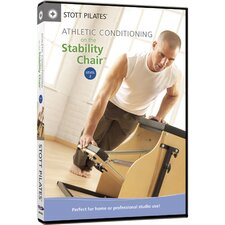 <strong>STOTT PILATES</strong> Athletic Conditioning on the Stability Chair DVD
