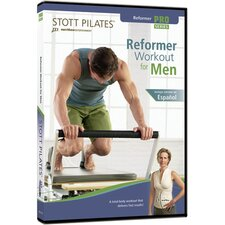 <strong>STOTT PILATES</strong> Reformer Workout DVD