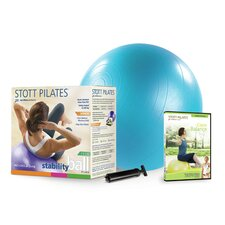 <strong>STOTT PILATES</strong> Stability Ball Power Pack