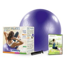 "<strong>STOTT PILATES</strong> 29.5"" Stability Ball Power Pack"