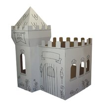 Corrugated Castle Playhouse