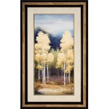Birchwood 2 Piece Framed Painting Print Set