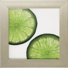 Fruit I / II / III / IV 4 Piece Framed Photographic Print Set (Set of 4)