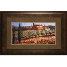 Tuscan Olives Framed Art