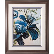 <strong>Propac Images</strong> Flowers Azure I / II Wall Art (Set of 2)