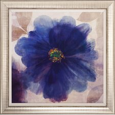 Indigo Dreams I / II 2 Piece Framed Painting Print Set (Set of 2)