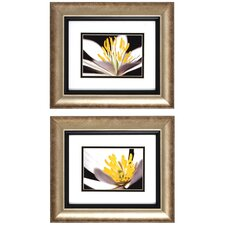 White Poccoon I / II Wall Art (Set of 2)