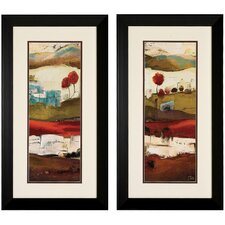 Countryside I / II Framed Art (Set of 2)