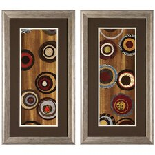 Flight Fancy I / II Framed Art (Set of 2)
