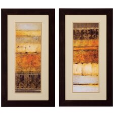 Natures I / II Framed Art (Set of 2)