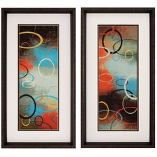 Utopia I / II Wall Art (Set of 2)