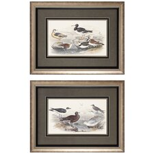 <strong>Propac Images</strong> Gulls / Oyster Wall Art (Set of 2)