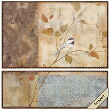 <strong>Propac Images</strong> Chickadee I/III Wall Art (Set of 2)