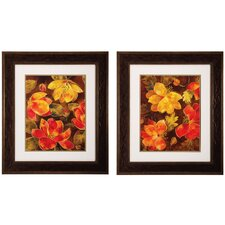 Paradise I / II Wall Art (Set of 2)