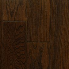 "<strong>Aurora Hardwood</strong> American Smooth 3-1/2"" Engineered Oak in Monroe"