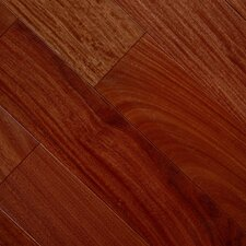 "Exotic Smooth 3-1/2"" Engineered Santos Mahogany"