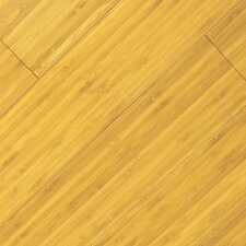 "<strong>Aurora Hardwood</strong> Bamboo 3-3/4"" Solid Vertical in Ginger"