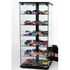 Display Case with Swivel