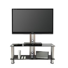 "Below Fixed Floor Stand Mount for 60"" Screens"