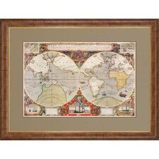 Expeditions Nautica Framed Graphic Art
