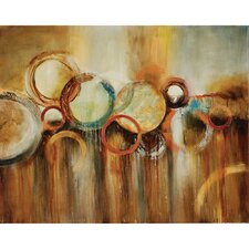 Olympic Reverie Original Painting