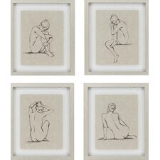 <strong>Paragon</strong> Nudes by Harper Contemporary Art Set