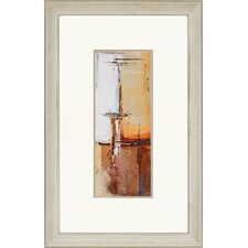 "<strong>Paragon</strong> Oxido by Pinto Contemporary Art - 34"" x 22"" (Set of 2)"