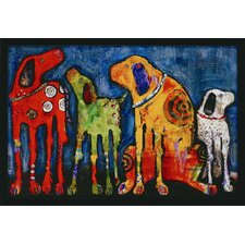 "Best Friends by Foster Traditional Art - 26"" x 38"""