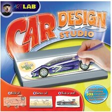 Car Design Studio Kit