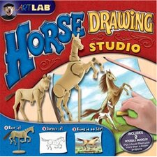 Horse Drawing Studio Kit