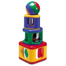 Stacking Activity Shapes