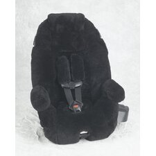<strong>Ba Ba Seatskins</strong> Custom Sheepskin Convertible Car Seat Cover