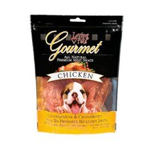Gourmet Premium Meat Snack Dog Treat