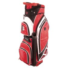 Nusport Genesis Ladies Cart Bag in Red