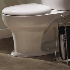 <strong>Mansfield</strong> Reo Smart Height Elongated Toilet Bowl Only