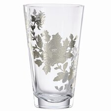 Painted Camellia Vase