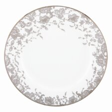 French Lace Butter Plate