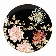 <strong>Marchesa by Lenox</strong> Painted Camellia Coupe Salad Plate