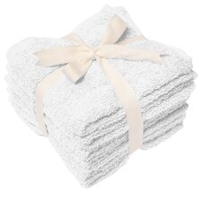 <strong>Textiles Plus Inc.</strong> Heavy Weight  Wash Cloth (Set of 6)