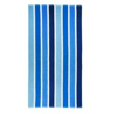 <strong>Textiles Plus Inc.</strong> Luxury Terry Beach Towel