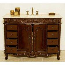 "Wakefield 48"" Single Bathroom Vanity Set"