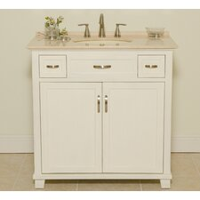 "Newton 36"" Bathroom Vanity Set"