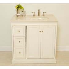 "Boston 36"" Single Bathroom Vanity Set"