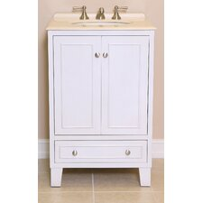 "Minnie 24"" Single Sink Vanity Set"