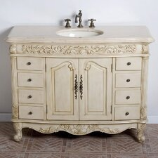 "<strong>Global Treasures</strong> Durham 48"" Bathroom Vanity Set"