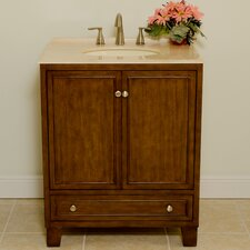 "Sassy 30"" Sink Cabinet Bathroom Vanity Set"